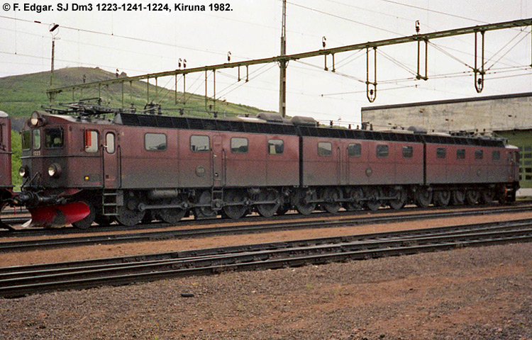 SJ Dm 1223
