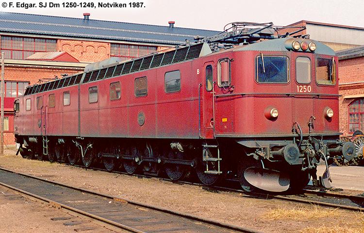 SJ Dm 1250