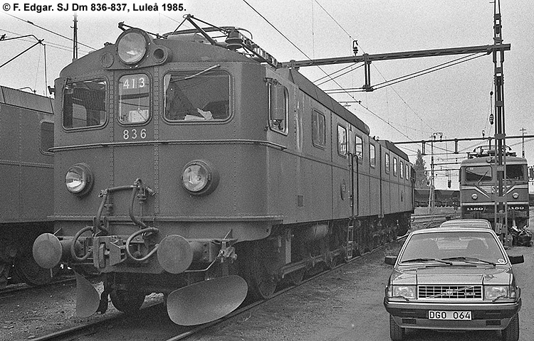 SJ Dm 836