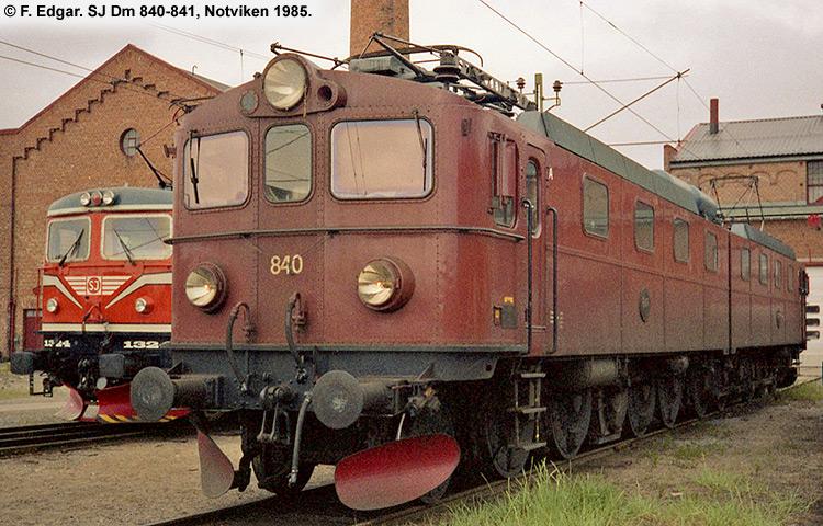 SJ Dm 840