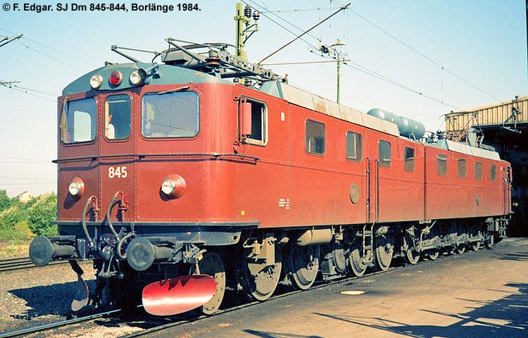 SJ Dm 845