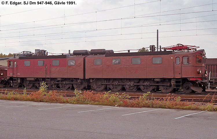 SJ Dm 947