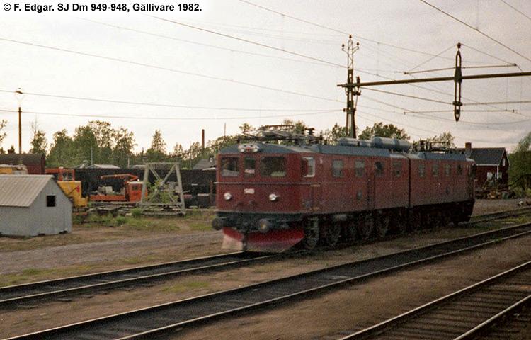 SJ Dm 949