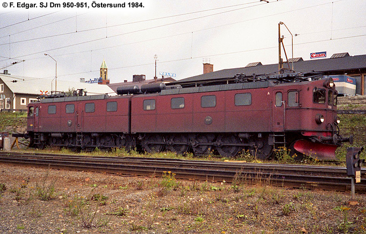 SJ Dm 950