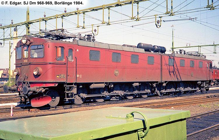 SJ Dm 968