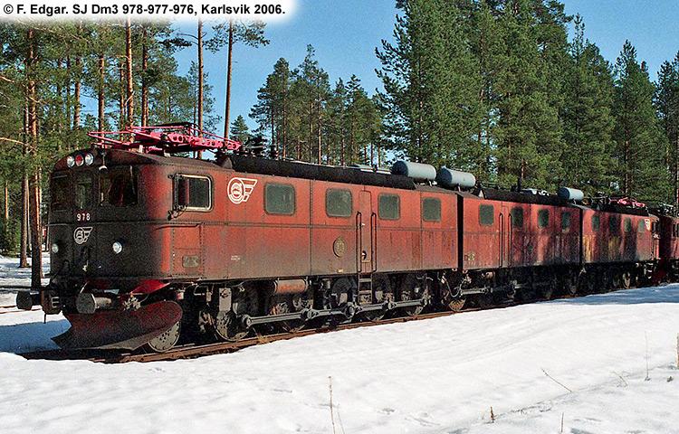 SJ Dm 978