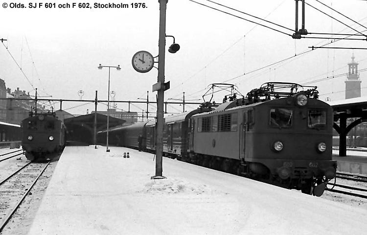 SJ F 601