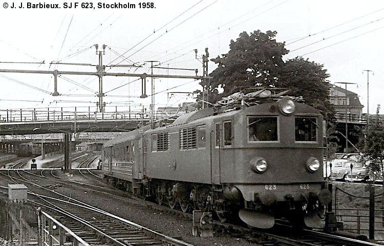 SJ F 623