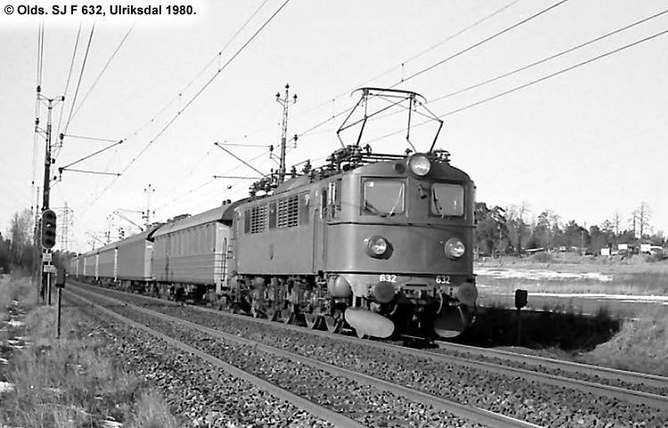 SJ F 632