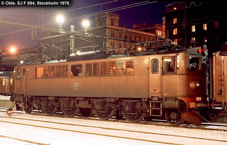 SJ F 694