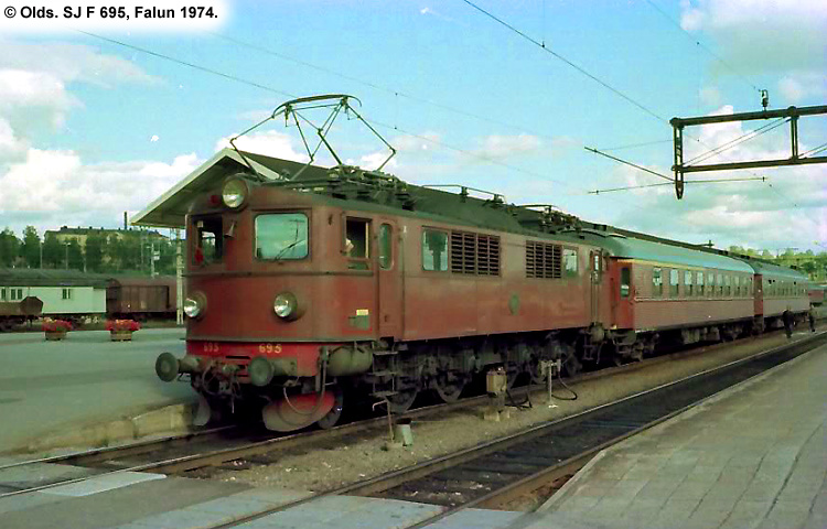 SJ F 695