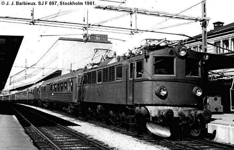 SJ F 697