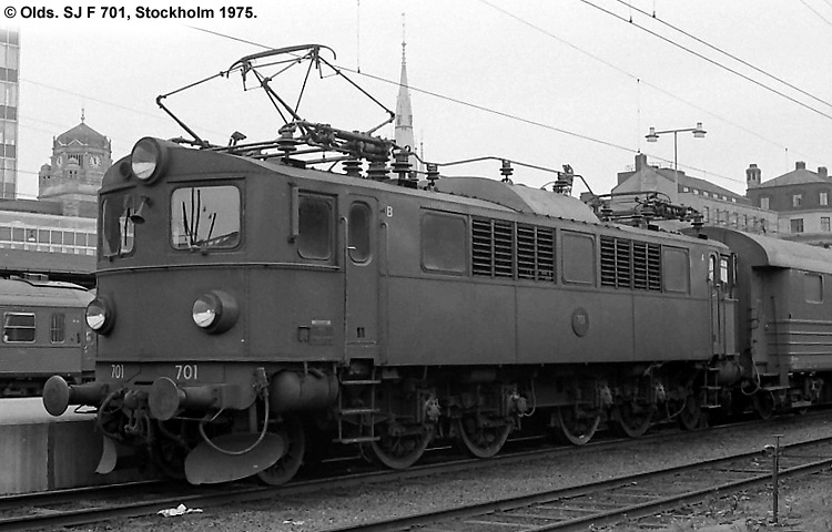 SJ F 701