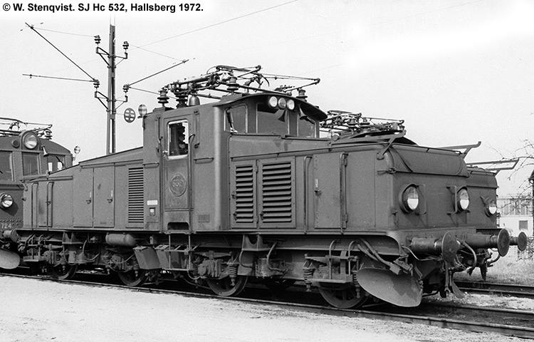 SJ Hc 532