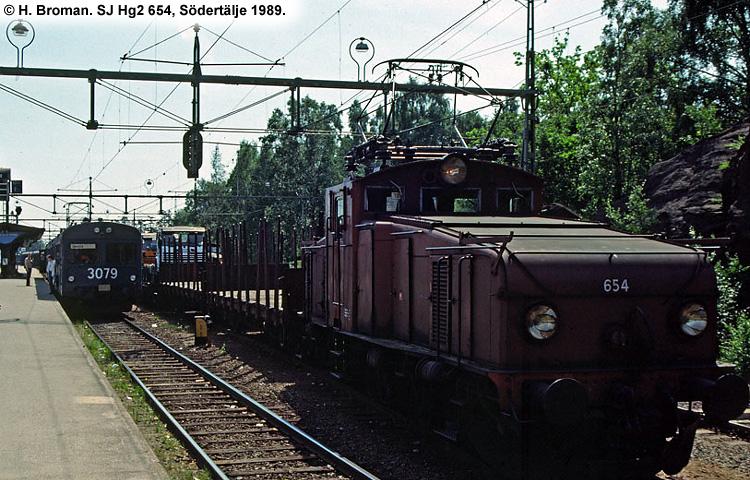 SJ Hg2 654