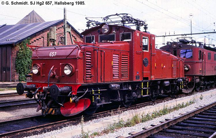 SJ Hg2 657