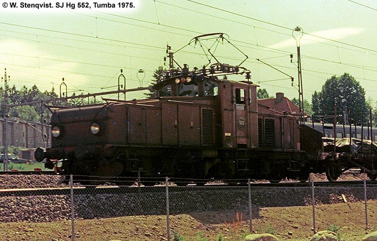 SJ Hg 552