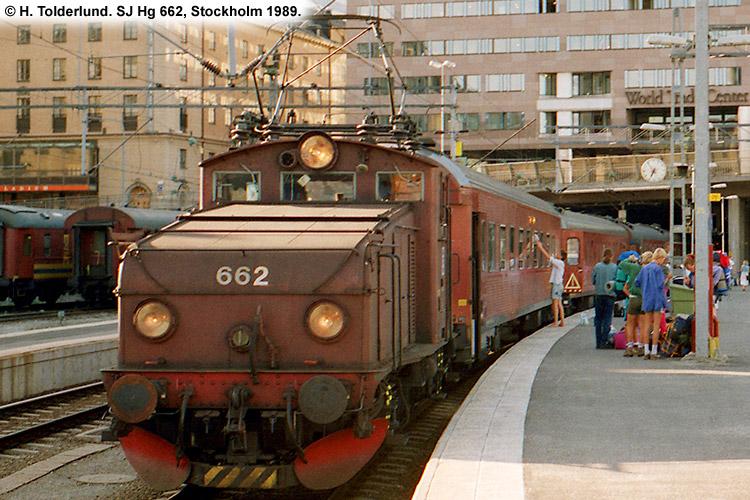 SJ Hg 662