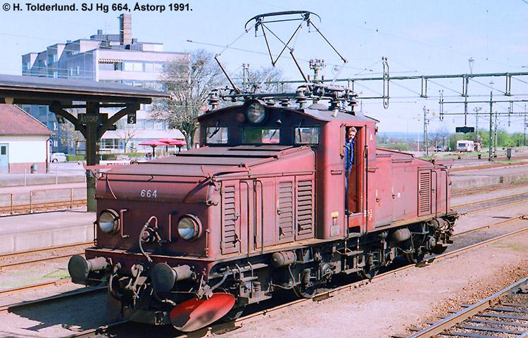 SJ Hg 664