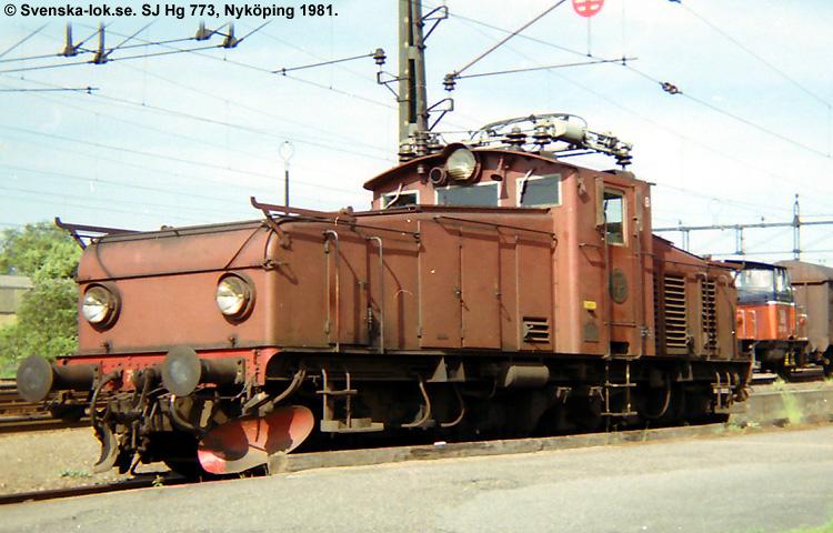 SJ Hg 773