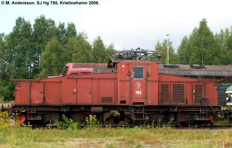 SJ Hg 785