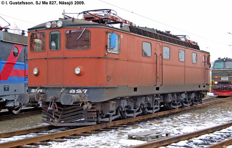 SJ Ma 827