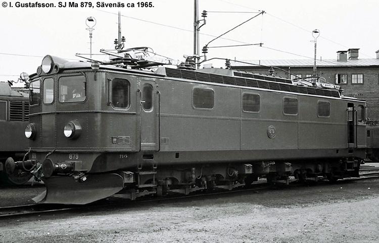 SJ Ma 879