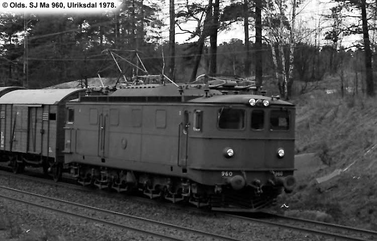 SJ Ma 960