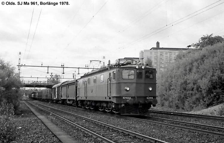 SJ Ma 961