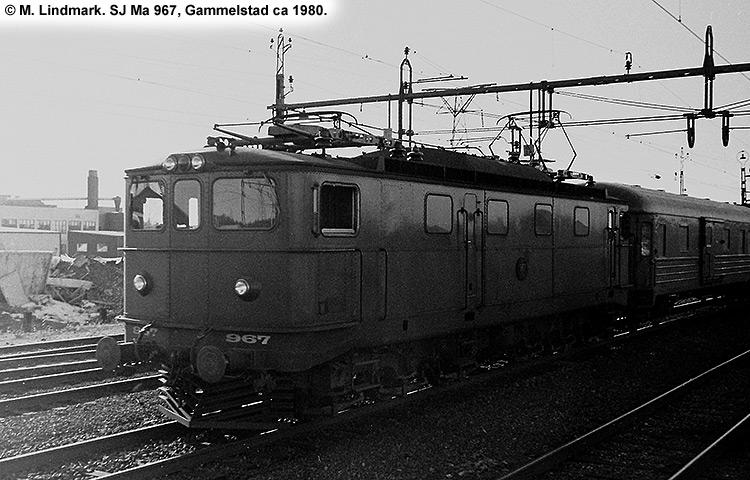 SJ Ma 967