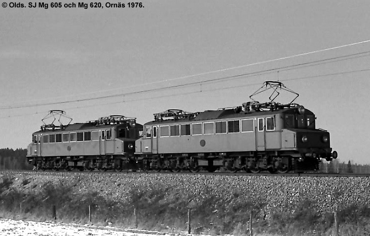 SJ Mg 605