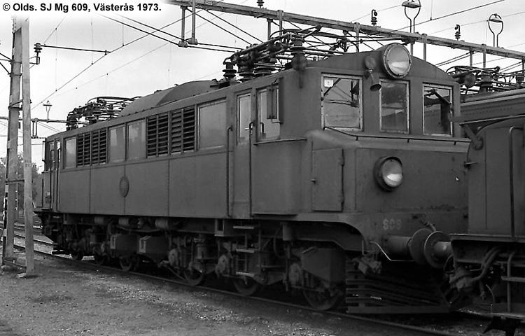 SJ Mg 609