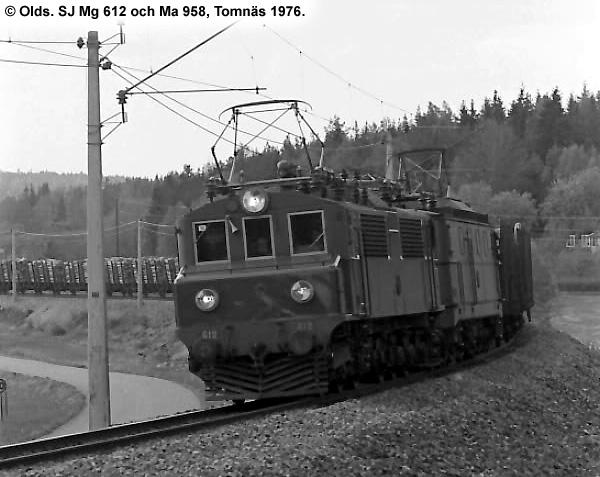 SJ Mg 612