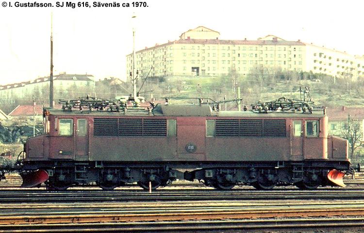 SJ Mg 616