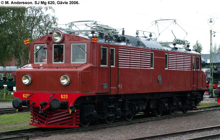 SJ Mg 620
