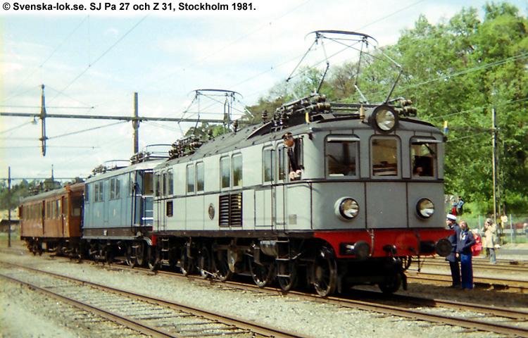 SJ Pa 27