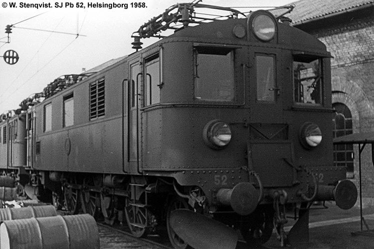 SJ Pb 52