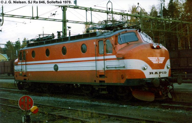 SJ Ra 846