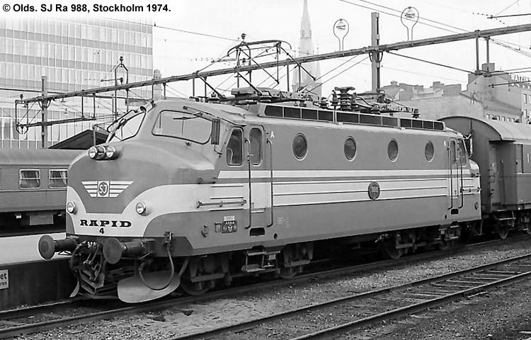 SJ Ra 988