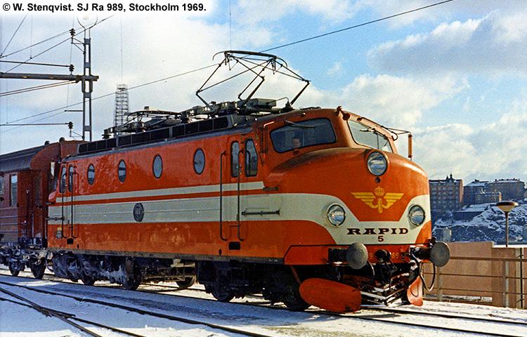 SJ Ra 989