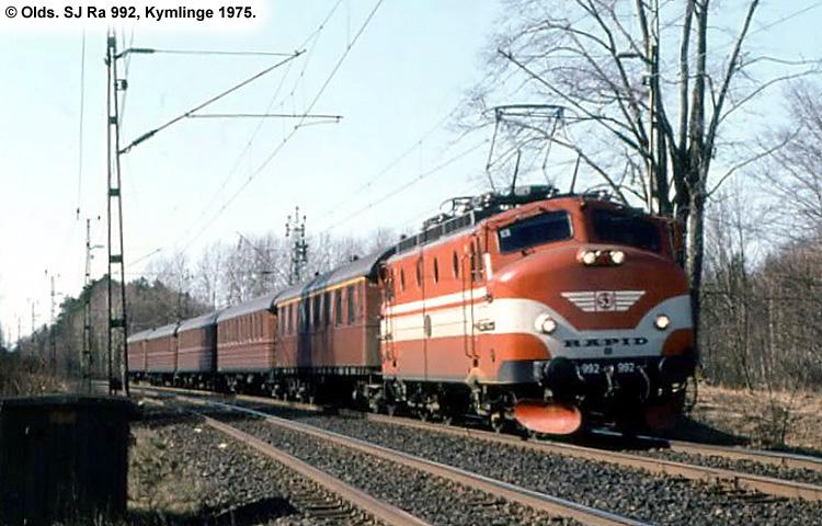 SJ Ra 992