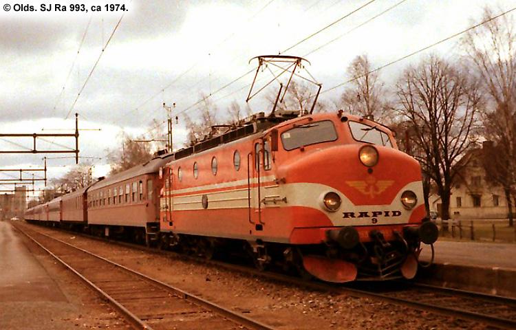 SJ Ra 993