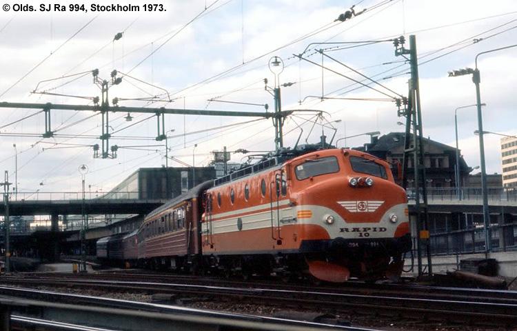 SJ Ra 994
