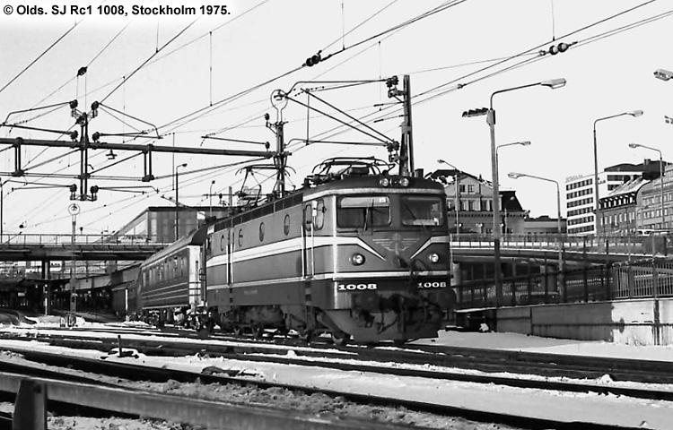 SJ Rc1 1008