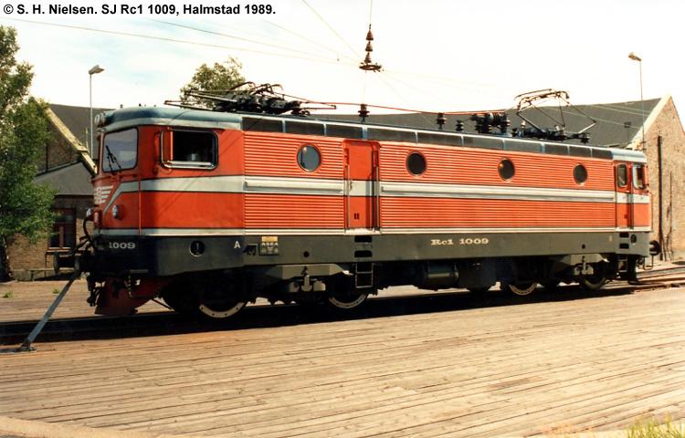 SJ Rc1 1009