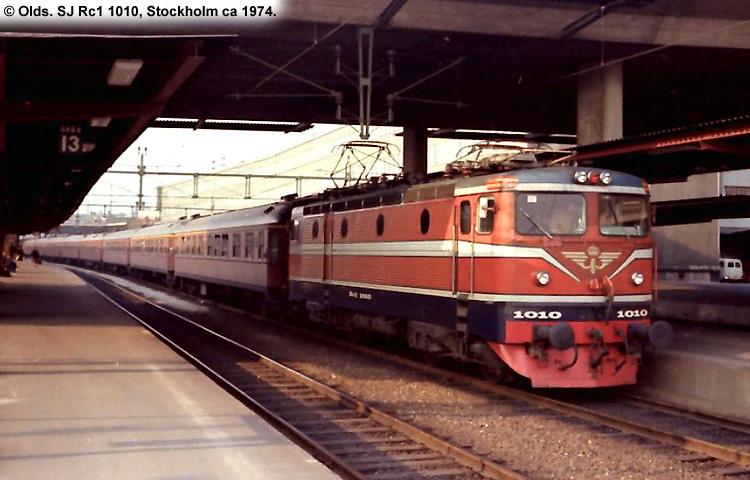 SJ Rc1 1010