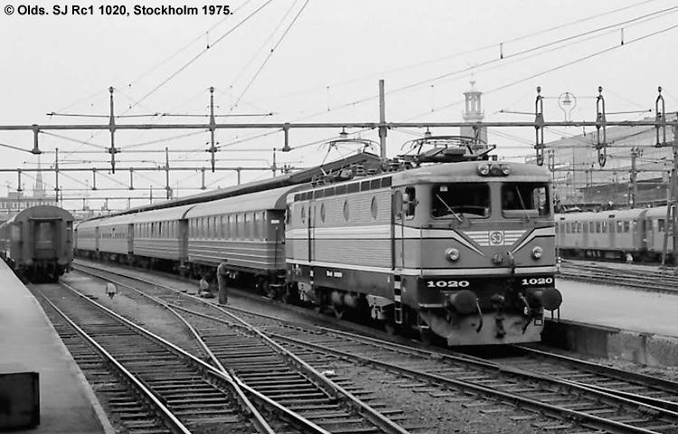 SJ Rc1 1020