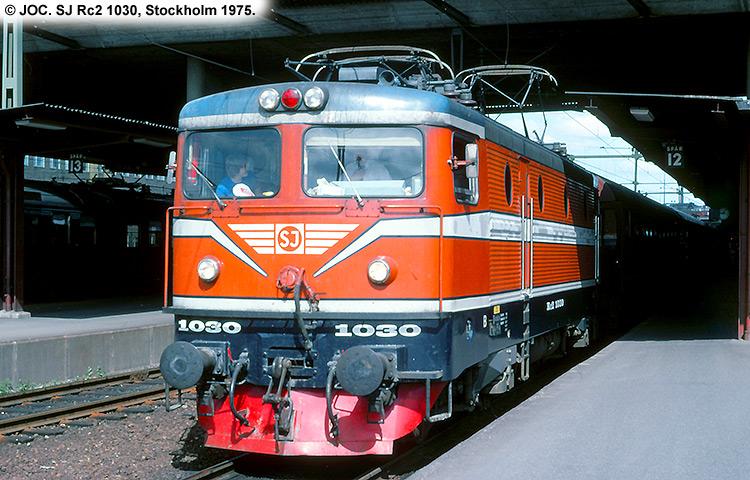 SJ Rc 1030