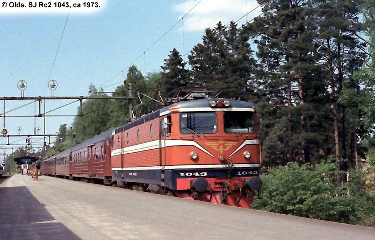 SJ Rc2 1043