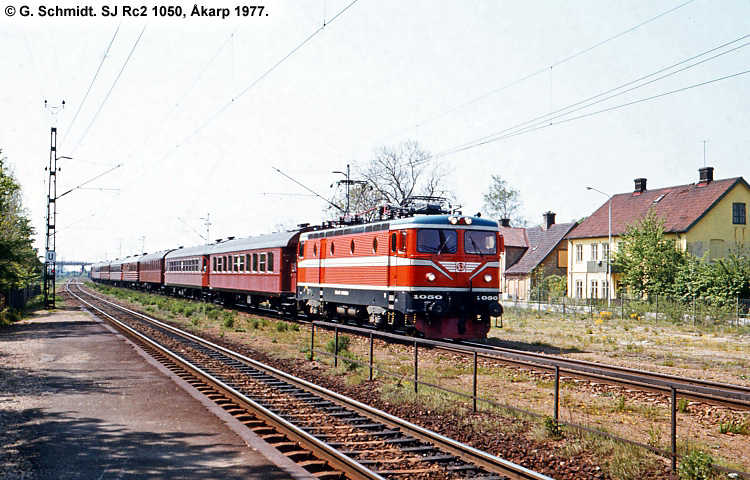SJ Rc 1050